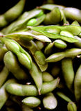 Closeup of adame beans Stock Photography