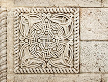 Closeup of architectural ornament Royalty Free Stock Photo