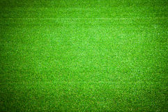 Closeup artificial green grass texture. Backgrounds Royalty Free Stock Image