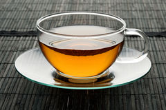 Closeup of Asian tea Stock Photography