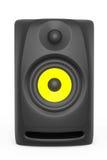 Closeup Audio Speaker. 3d rendering Royalty Free Stock Image