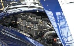 Bilmotor Arkivfoton