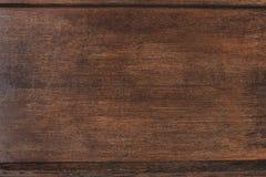 Closeup av gammal naturlig wood grungetextur Mörk yttersida med ol arkivfoton