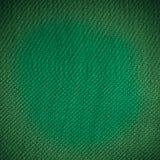 Closeup av grönt tygtextilmaterial som textur eller bakgrund Royaltyfria Bilder