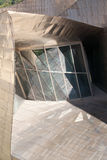 Closeup av Guggenheimen, Bilbao Royaltyfri Foto