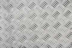 Closeup av metallplattan Royaltyfri Foto