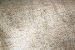 Closeup of backlit white woolen texture Stock Photo