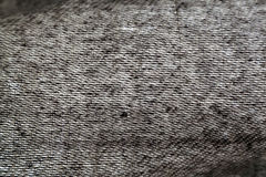 Closeup of backlit woven texture Stock Image