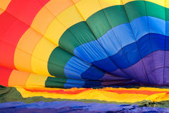 Closeup balloon Stock Images
