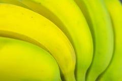 Closeup of banana Stock Photography