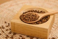 Closeup Barley tea Stock Photography