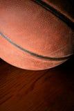 Closeup basketball Stock Photos