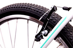 Closeup of bicycle gear Royalty Free Stock Photo