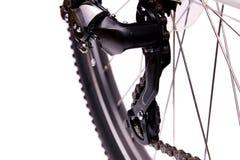 Closeup of bicycle gear Royalty Free Stock Photos