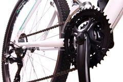Closeup of bicycle gear Stock Image