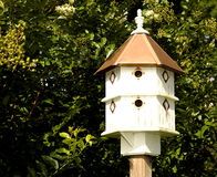 Closeup Birdhouse Royalty Free Stock Photos