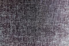 Closeup Black Color Synthetic Fabrics Texture - Pattern Design Or Polyester Material Abstract Background stock images