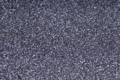 Closeup Black sponge pattern. Using by background Royalty Free Stock Images