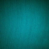 Closeup of blue fabric textile material as texture or background Royalty Free Stock Images