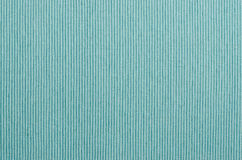 Closeup of a blue fabric texture Stock Photos