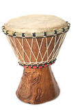 Closeup of bongo drum Stock Photo