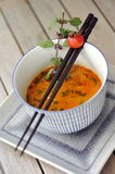 Thai Red Curry Stock Image