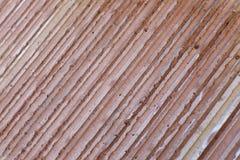 Closeup of brick Stock Image