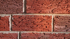 Closeup bricks Stock Photography