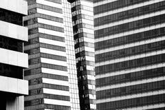 Closeup of building exterior Stock Image