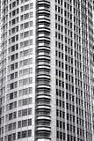 Closeup of building exterior Stock Images
