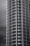Closeup of building exterior Royalty Free Stock Photography