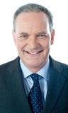 Closeup of a business executive Royalty Free Stock Photos