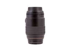Closeup of camera lens Royalty Free Stock Photos
