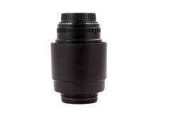 Closeup of camera lens Stock Image