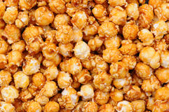 Closeup of Caramel Corn Stock Photos