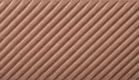 Closeup of cardboard texture Royalty Free Stock Image
