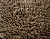 Closeup of carpet,texture and background. Royalty Free Stock Photos