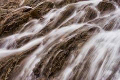 Closeup cascade Stock Photo