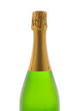 Closeup Champagne Bottle Royalty Free Stock Photo