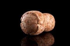 Closeup of champange cork Stock Photography