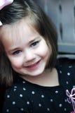 Closeup on Childhood Stock Photo