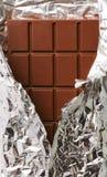 Closeup of chocolate Royalty Free Stock Photo