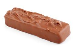 Closeup of chocolate bar Royalty Free Stock Images