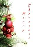 Closeup of Christmas balls from Christmas Stock Photos