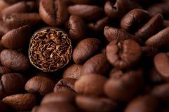 Closeup of cigar Royalty Free Stock Image