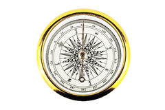 Closeup compass Royalty Free Stock Photo