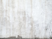 Closeup concrete wall texture with plaster Stock Photography