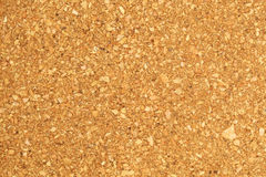 Closeup of a cork board Royalty Free Stock Image