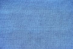 Closeup cotton blue fabric cloth background texture High Resolution Background for design royalty free stock photo