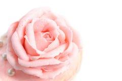 Closeup cupcake Royalty Free Stock Photography